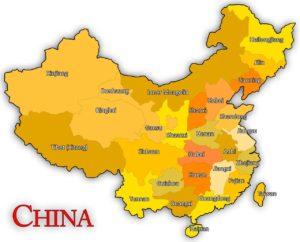 Der Krisenherd des Coronavirus ist is Wuhan, der Hauptstadt der Provinz Hubei, in China.